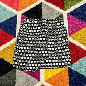 NWOT Assymetrical Skirt